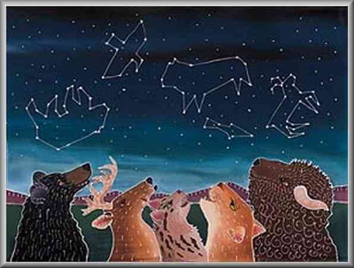 animal constellation