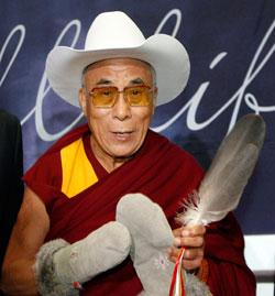 Dalai Lama 2009 Canada