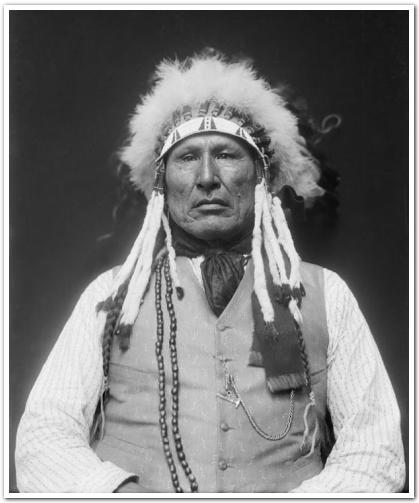 Wooden-Leg-Cheyenne-1913