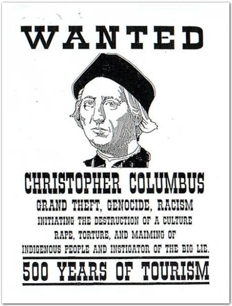 columbus who?