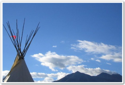 Tipi cloud