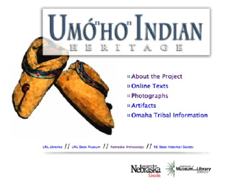 Omaha Indian Heritage