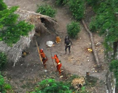 Uncontacted-Amazonian-tribe 4
