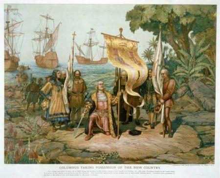 Columbus Discover Amerrriika