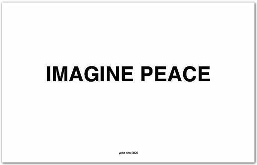 Imagin Peace