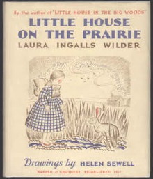 LITTLE HOUSE ON THE PRAIRIE 1950