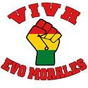 viva Evo Morales