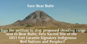 Bear Butte Westface
